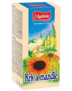 APOTHEKE KRK A MANDLE - 30g