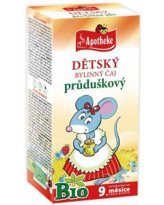 APOTHEKE DETSKY CAJ BIO PRUDUSKOVY - 30g