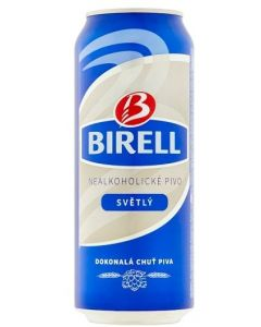 BIRELL SVETLY NEALKOHOLICKE PIVO - 0.5l