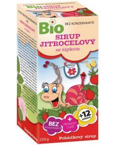 BIO SIRUP JITROCELOVY SE SIPKEM - 250g