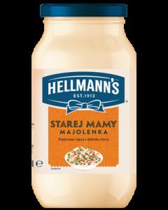 HELLMANN'S MAJOLENKA STAREJ MAMY - 420ml