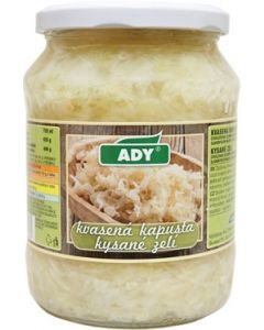 ADY KAPUSTA KVASENA - 720ml