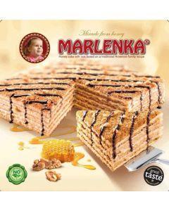 DORT MARLENKA MEDOVA S ORISKY - 800g