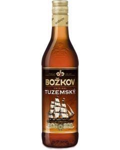 BOZKOV TUZEMSKY RUM 37.5% - 0.5l