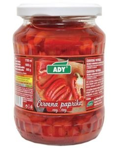 ADY PAPRIKA CERVENA REZY - 330g