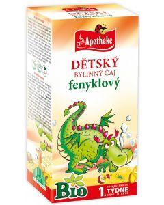 DETSKY CAJ BIO FENYLKOVY - 30g