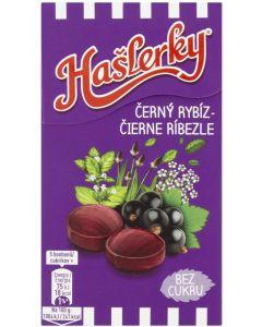 HASLERKY BONBONY CERNY RYBIZ - 35g