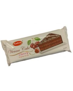 TORTA PISKOTOVA CAKE CHERRY - 200g