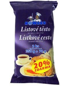 MRAZENE LISTOVE TESTO - 400g
