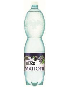 MATTONI BLACK - 1.5l