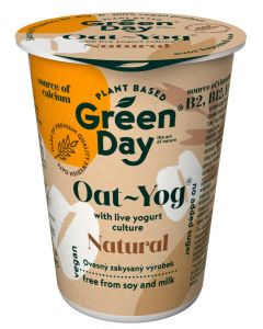 GREEN DAY OVESNY JOGURT NATURAL - 150g