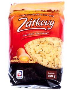 ZATKOVY VAJECNE TESTOVINY FLEKY - 500g (box of 12)