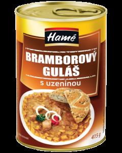 HAME BRAMBOROVY GULAS S UZENINOU - 415g