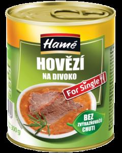 HAME HOVEZI NA DIVOKO - 300g