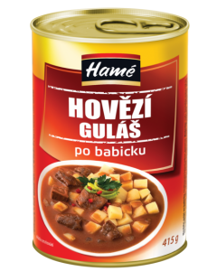 HAME HOVEZI GULAS PO BABICKU - 415g