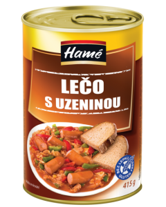 HAME LECO S UZENINOU - 415g