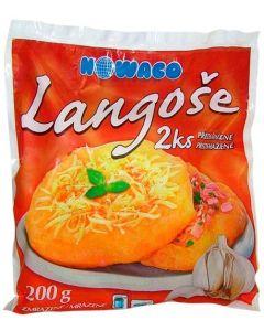 NOWACO MRAZENE LANGOSE - 200g