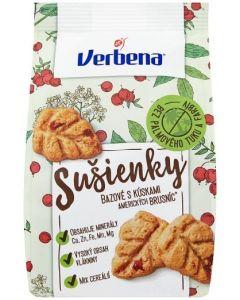 VERBENA SUSIENKY BAZA & BRUSNICE - 90g