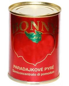 BONNY PARADAJKOVE PYRE - 140g