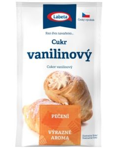 VANILINOVY CUKR - 20g