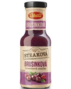 STEAKOVA OMACKA BRUSINKOVA - 250ml