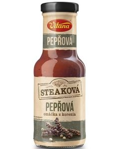 STEAKOVA OMACKA PEPROVA - 250ml